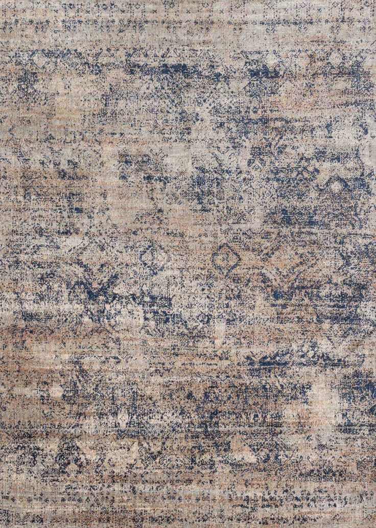 Loloi Anastasia Mist Blue Machine Woven Area Rug Incredible Rugs And Decor