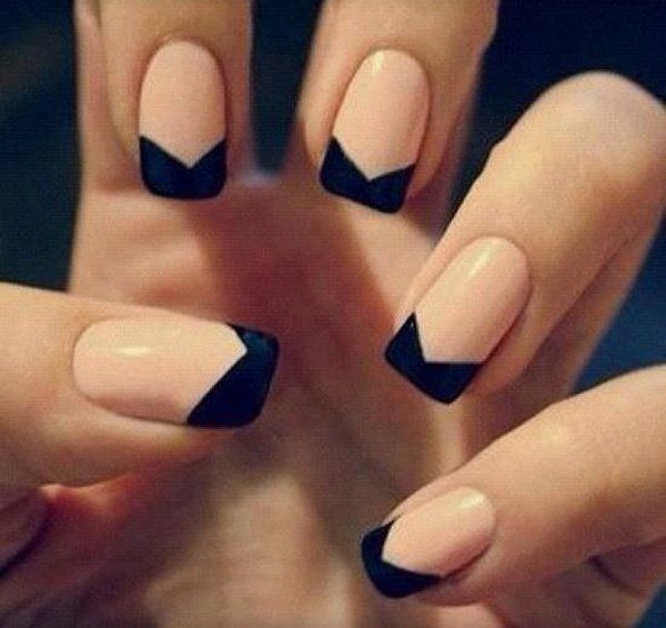 50 Easy Nail Designs | Art and Design
