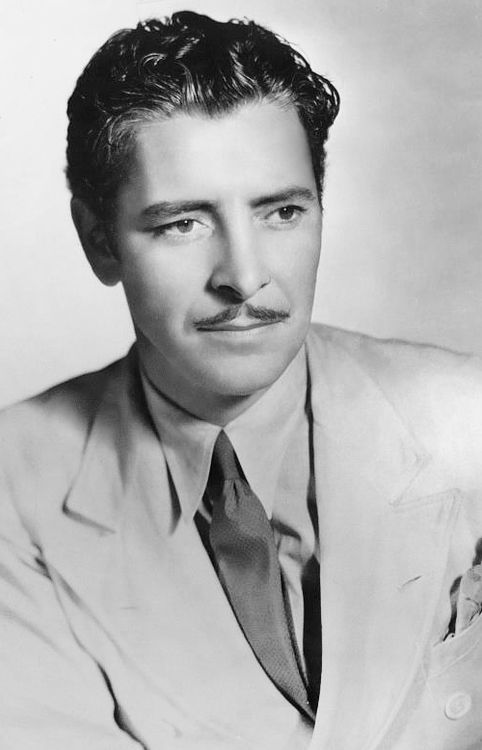 Ronald Colman..........    wonderful actor, gentleman and was in a whole lot of movies.