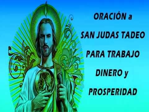 Poderosa Oración de las 24horas   a San Judas Tadeo  Petición Consigue D...