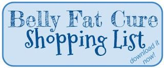 Grocery Shopping List for the Belly Fat Cure | Me and Jorge: Belly Fat Cure Diet | Belly Fat Cure by Jorge Cruise