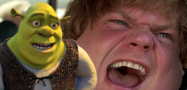 Chris Farleys Version Of Shrek Finally Leaks Online http://ift.tt/1InCUcu