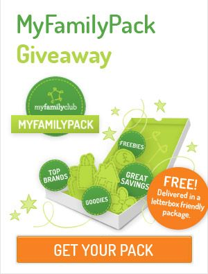 Save Money with the Free MyFamilyPack #SP