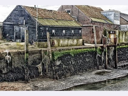 Oude haven van Yerseke via www.fanvanzeeland.nl