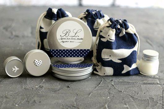 Подарочные наборы косметики ручной работы. Ярмарка Мастеров - ручная работа. Купить Упаковка для мыла и косметики Киты. Handmade.