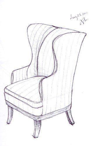 Modern Furniture Design Sketches 121 best design-sketching-chair & sofa images on pinterest