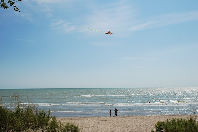 Sometimes Eventful: It's All About The Beach At Long Point Provincial Park