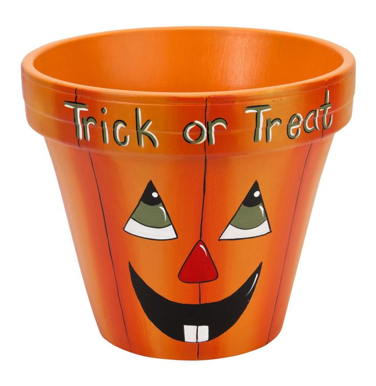 Trick or Treat Pumpkin Pot project from DecoArt. Count Treats-A-Lot project from DecoArt. DIY Decorating Painting Halloween Tutorial. Click on the image for a link to patterns and step by step instructions. Decoarted with #Decoart products (paints and glitters). Make your own. Trade wholesale UK supplies.