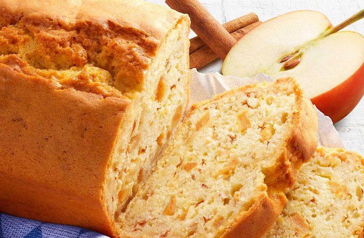 Een lekker Oud-Hollandse appelkaneelcake bakken? Koopmans heeft een lekker recept!