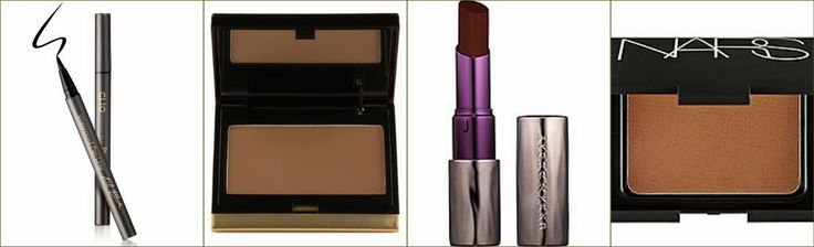 Get the Look: Kylie Jenner  Clio Eyeliner, Urban Decay, Nars, MAC, Make Up Forever, Hourglass
