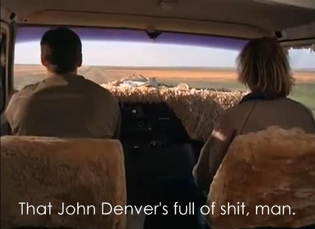 Literally one of my favorite quotes from Dumb and Dumber, I'm ashamed to say  ;)