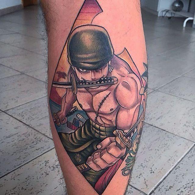 One piece anime tattoo - Buscar con Google