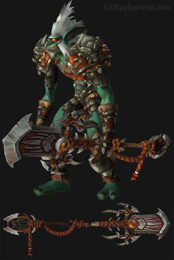 Build Wow Chasseur De Demon Tank