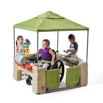 Step2 All Around Playtime Patio with Canopy Playset