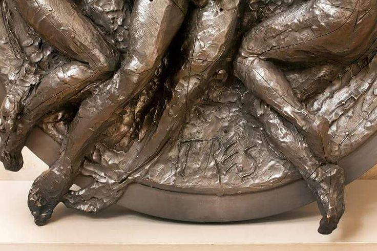 """510 Me gusta, 3 comentarios - Javier Marin Escultor (@javiermarinescultor) en Instagram: """"#JavierMarin, #javiermarinescultor. #escultura  de #bronce a la cera perdida. #Arte,…"""""""