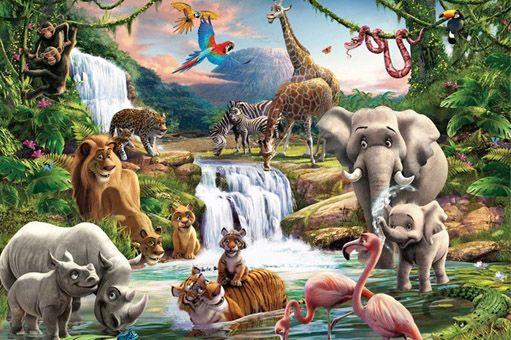 jungle leven - Google zoeken