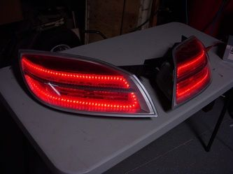 Saturn Sky Led Taillights Donezo Cars Sexy Taillights