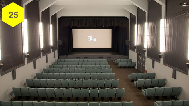 Best Cinemas in London