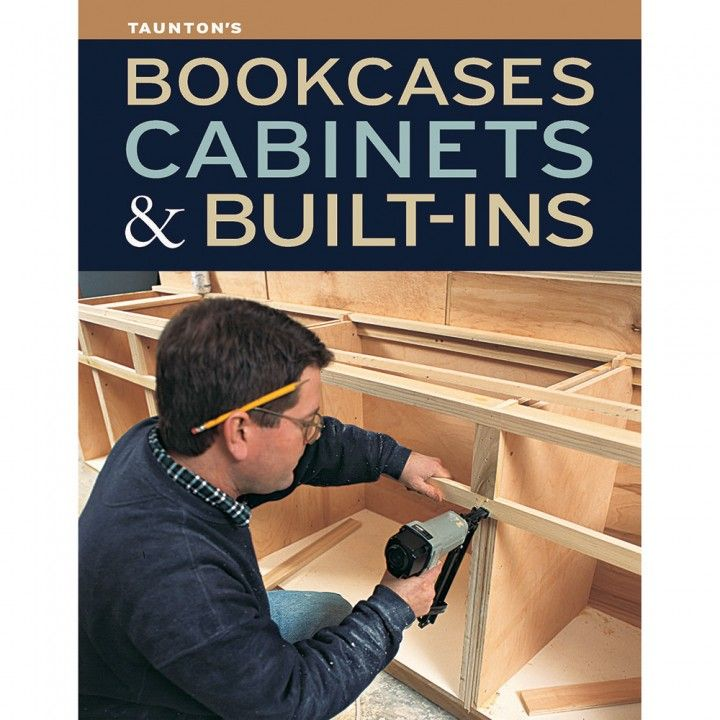 Bookcases, Cabinets, And Built Ins Book