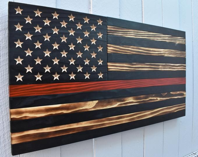 Fire Hose American Flag Show Your Pride For America The Etsy In 2020 Fire Hose Projects Fire Hose Custom Flags