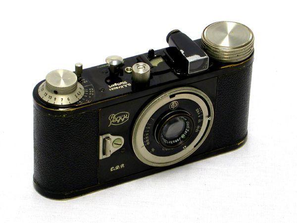 1931 G.A. Krauss Peggy I #vintagecameras