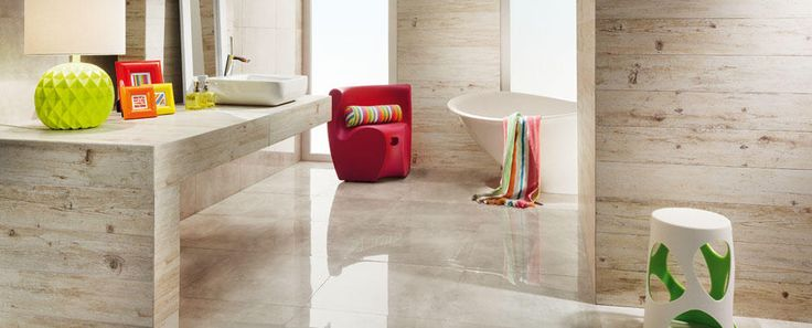 Epoxy - Glazed Porcelain Tiles