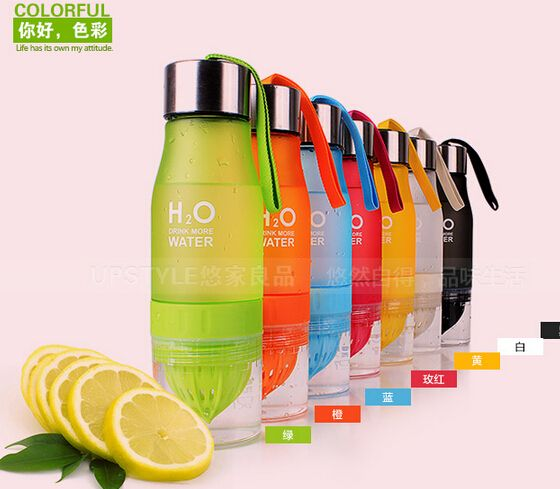 LO Infused Water Bottle Rp 100.000