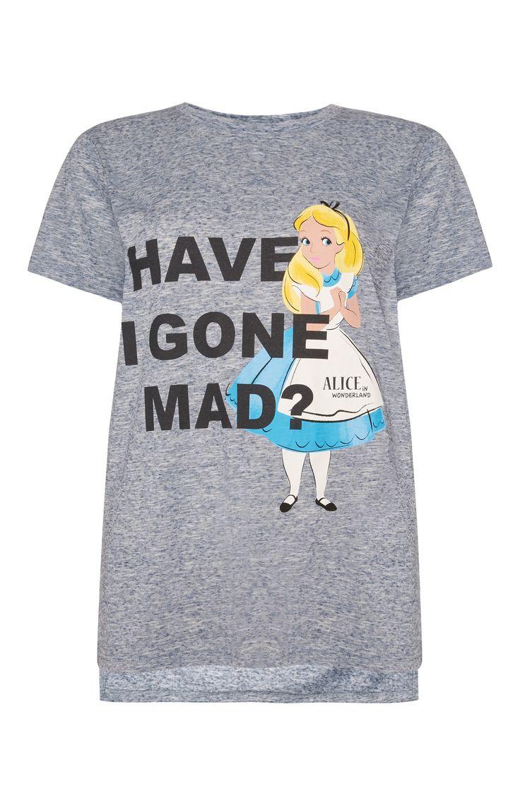 Alice In Wonderland T Shirt, ebay username karen8karen8 on sale NOW