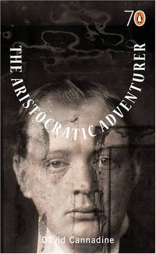 The Aristocratic Adventurer: cover design by Vaughan Oliver