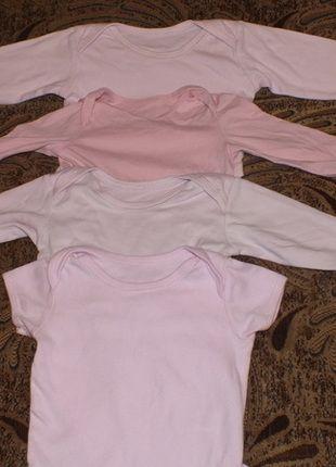 Kup mój przedmiot na #vintedpl http://www.vinted.pl/odziez-dziecieca/dla-niemowlakow-dziewczynki/11881247-zestaw-dziewczynka-9-12-3-par-body-z-dlugim-rekawem-1-z-krotkim