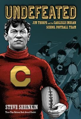 Native American Jim Thorpe became a super athlete and Olympic gold medalist. Indomitable coach Pop Warner was a football mastermind. In 1907 at the Carlisle Indian Industrial School in Pennsylvania, they forged one of the winningest teams in American football history.  Gr.5 and up