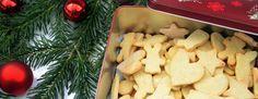 Glutenfreie Weihnachtsplätzchen aus Reismehl Header