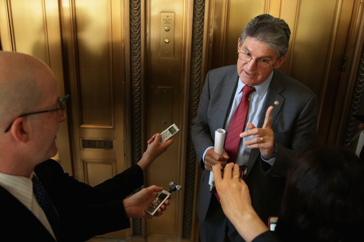 What Democrats Can Learn From Joe Manchin, a 'D' in a Trump state