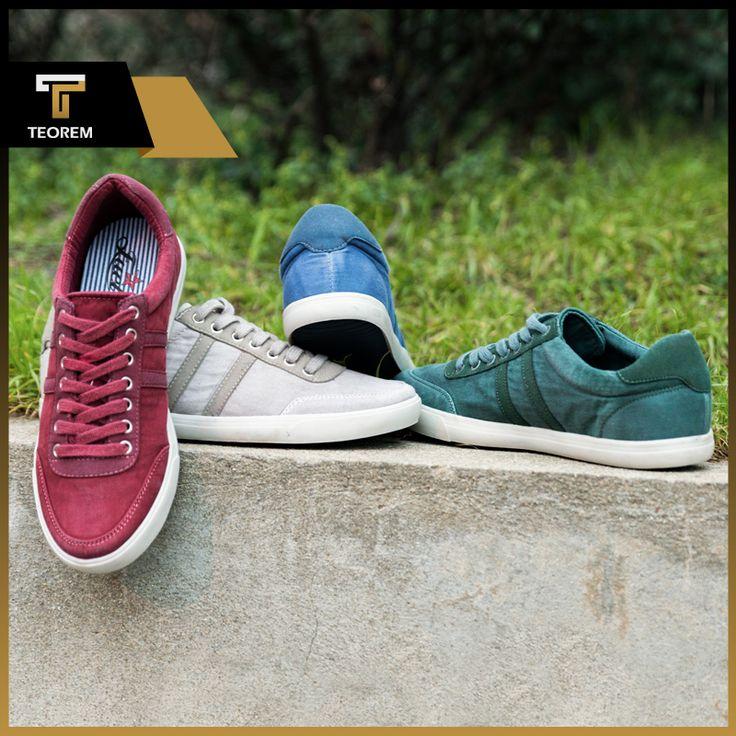Sezonun en popüler renklerini bir araya getiren Fuel ayakkabı tasarımcıları, modaya uyum sağlayan trend seçimleri ayağınıza getiriyor.