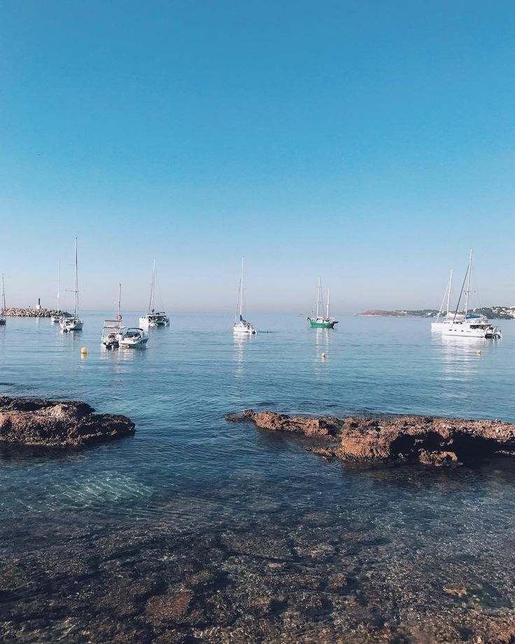 Mallorca's hidden gem ❤️ #mumbaistockholmtravels #portalsnous #puertoportal #mallorca #go #here