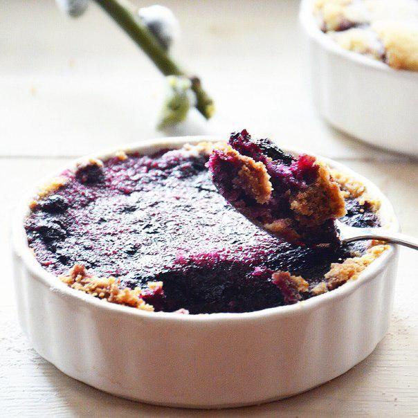 Delicatessen | Черничный десерт
