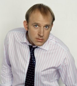 Tim Vine - TV and stage performer, and mad punster