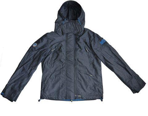 Mens Superdry Hooded Arctic Wind Attacker Jacket – Moyheeland Traders