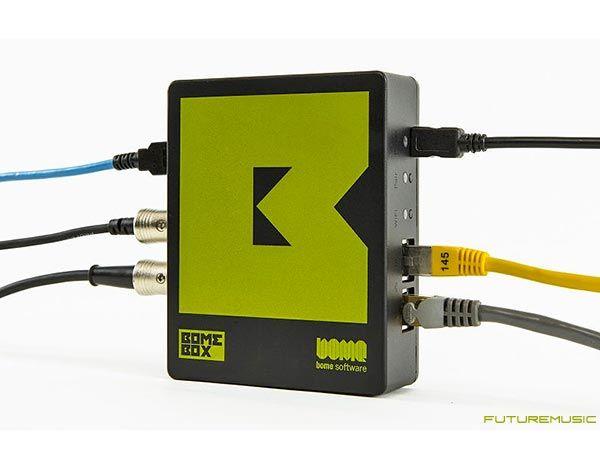 Bome Announces Bomebox - MIDI Connectivity Hub http://futuremusic.com/2015/02/03/bome-announces-bomebox-midi-connectivity-hub/