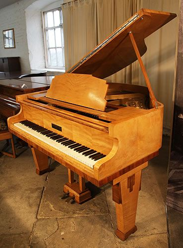 12 best images about art deco style pianos on pinterest piano stool art deco style and image. Black Bedroom Furniture Sets. Home Design Ideas