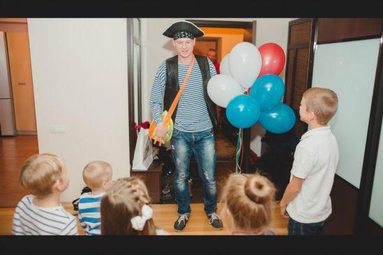 Полуночница - Морская вечеринка по случаю пятилетия капитана дальнего плавания Тихона! Тусовка