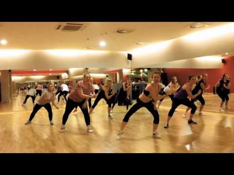 Tippy Toe - Zumba® Fitness with Dalma (Choreo by: Gina Grant and Marcie Gill) - YouTube