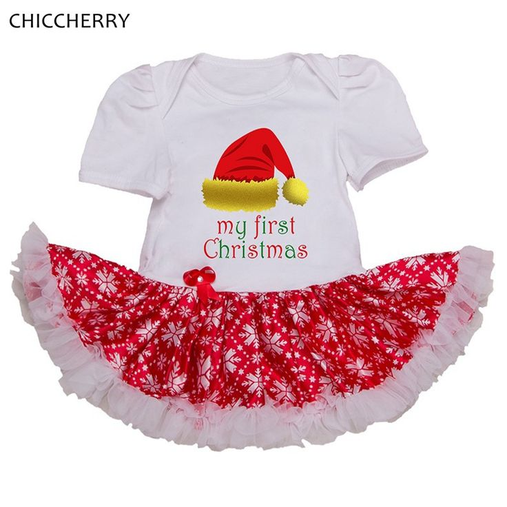 >> Click to Buy << My First Christmas Outfits For Girls Clothes Toddler Lace Tutu Baby Girl Dress Vestido Bebe Clothing Infant Christmas Dresses #Affiliate
