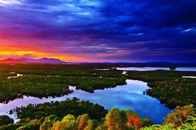 Danau Sentarum...Heaven on earth in West Kalimantan.