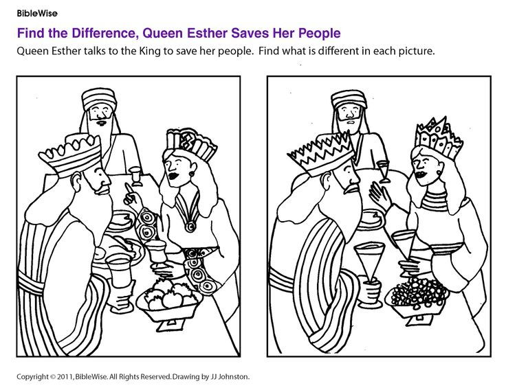 queen esther craft ideas