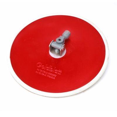 Goldblatt Vortex 9-in Hook and Loop Manual Radial Drywall Sander Head