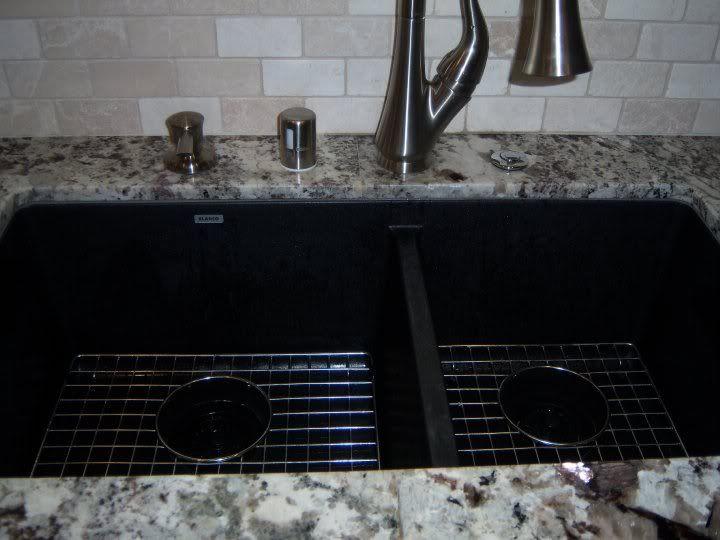 Blanco Silgranit Anthracite Sink : Blanco Silgranit Sink In Anthracite Photo by kitchenaddict ...