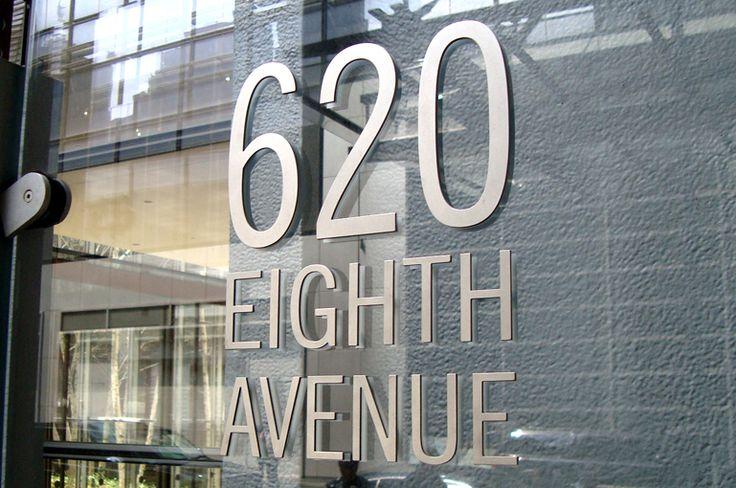 28 best images about signage on pinterest garden for Exterior signage design