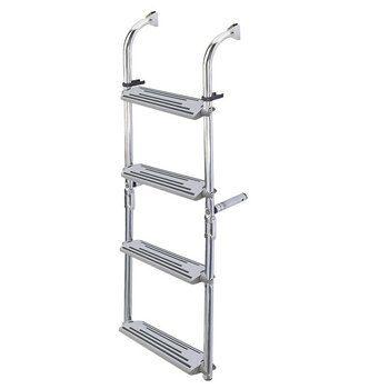 Foldable Ladders, 90⁰, Inox 316