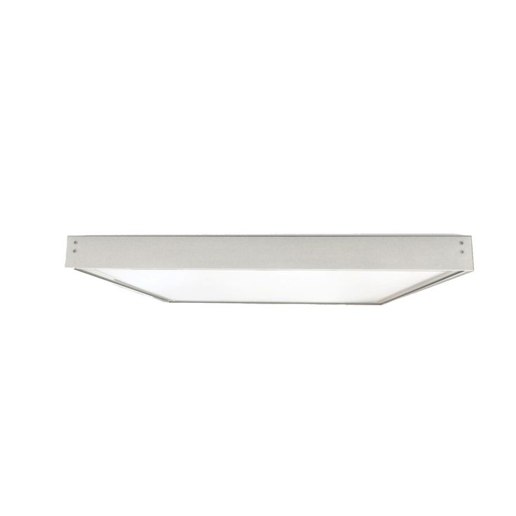 TheVerbatim 600x600mm LED panel surface mounted frameis designed to enable the fitting of LED panels in ceilings without a grid.